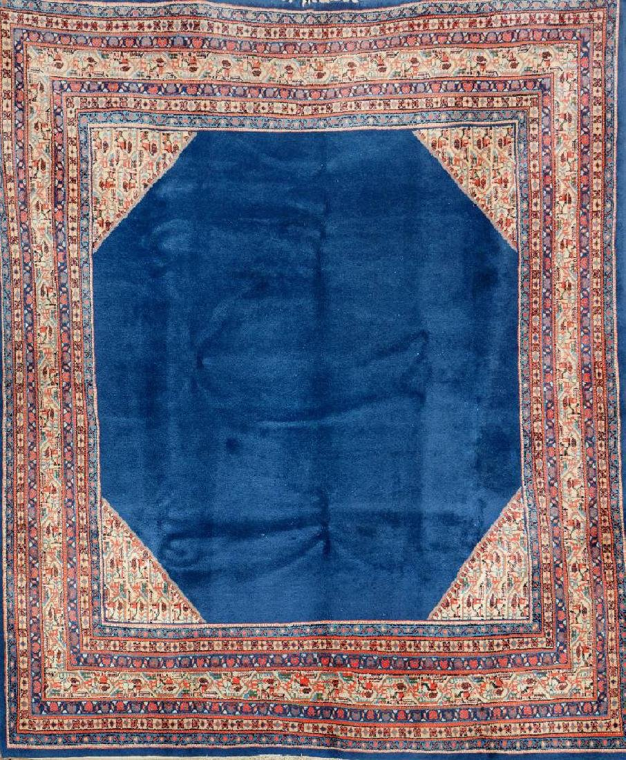 Unusual Saruk-Mir Rug,