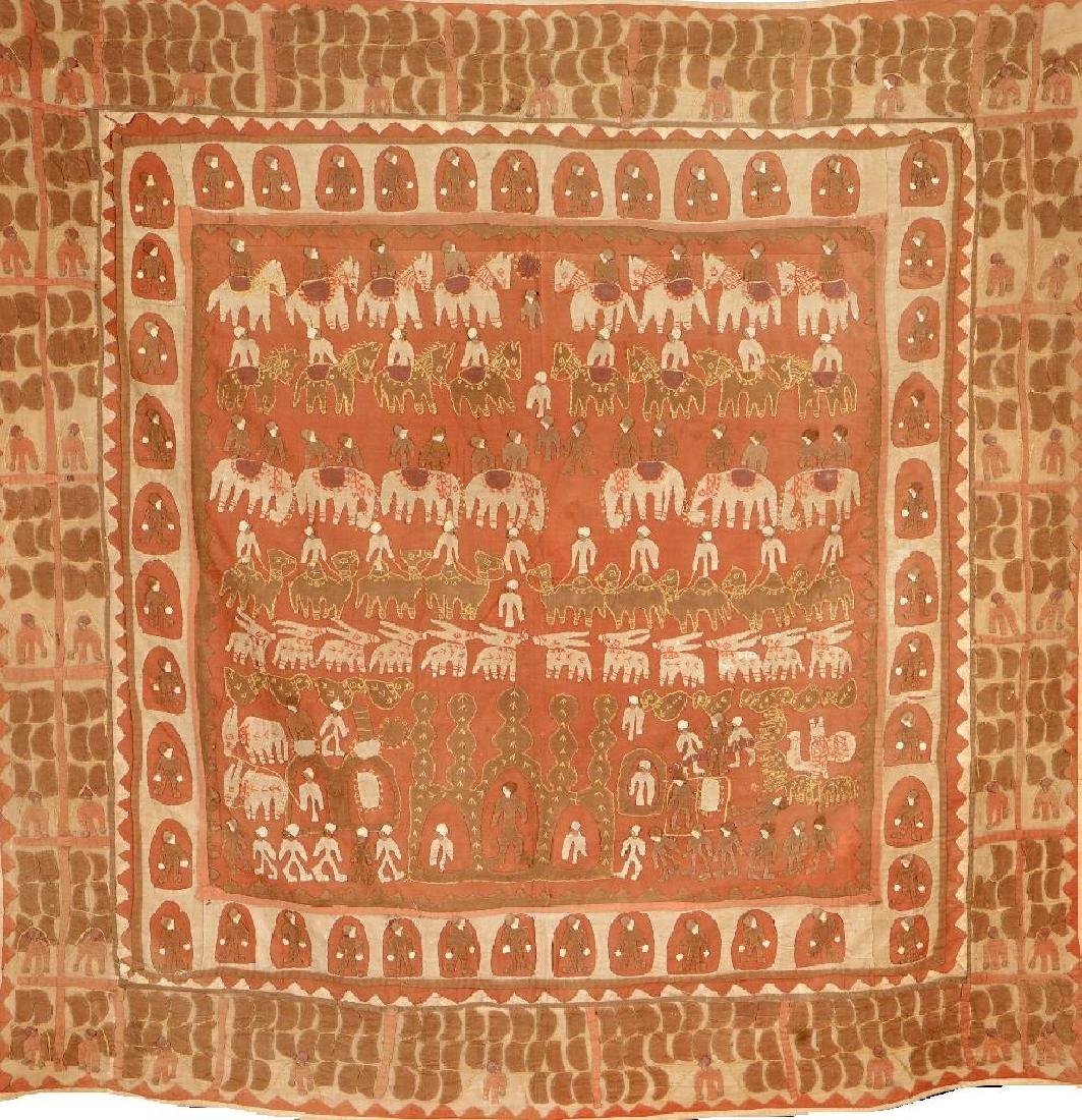 Egypt Aplike 'Textile',