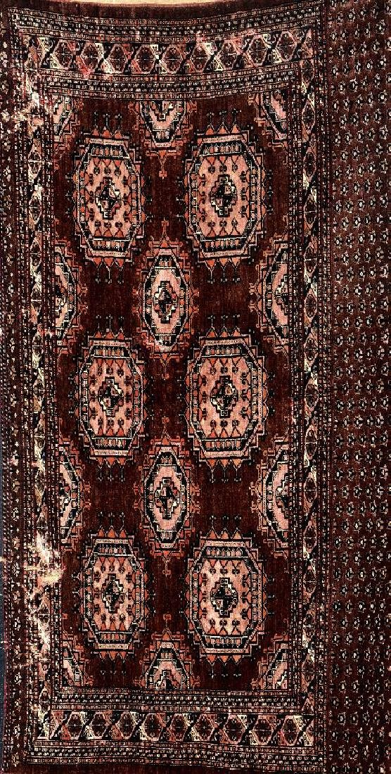 Saryk 'Part-Silk' Chuval,