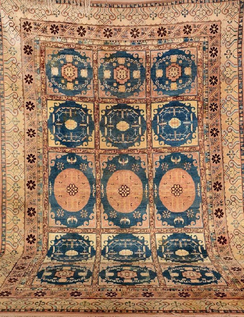 Large Khotan Carpet,