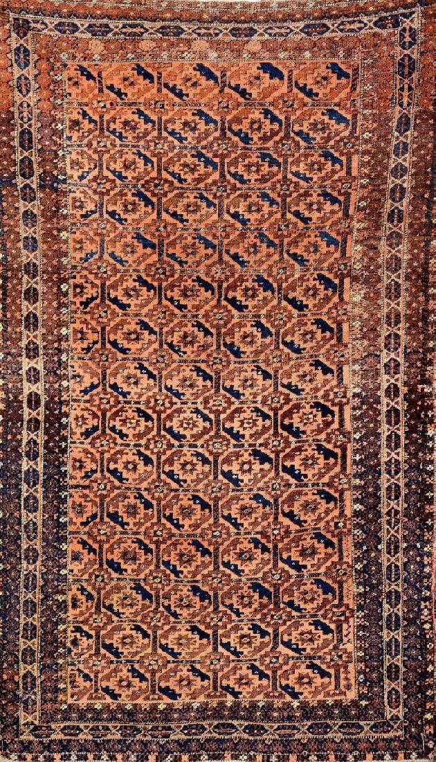 Fine Baluch Rug (Star Pattern),