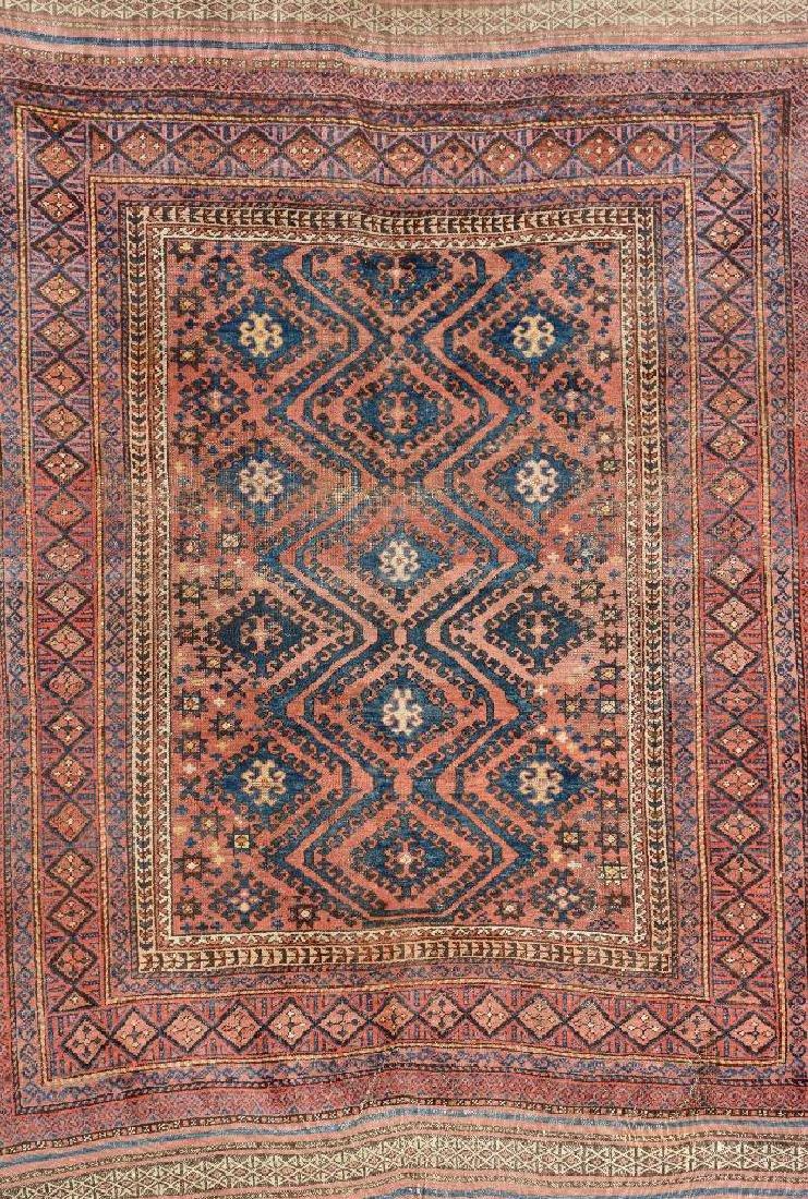 Afghan Baluch Rug,