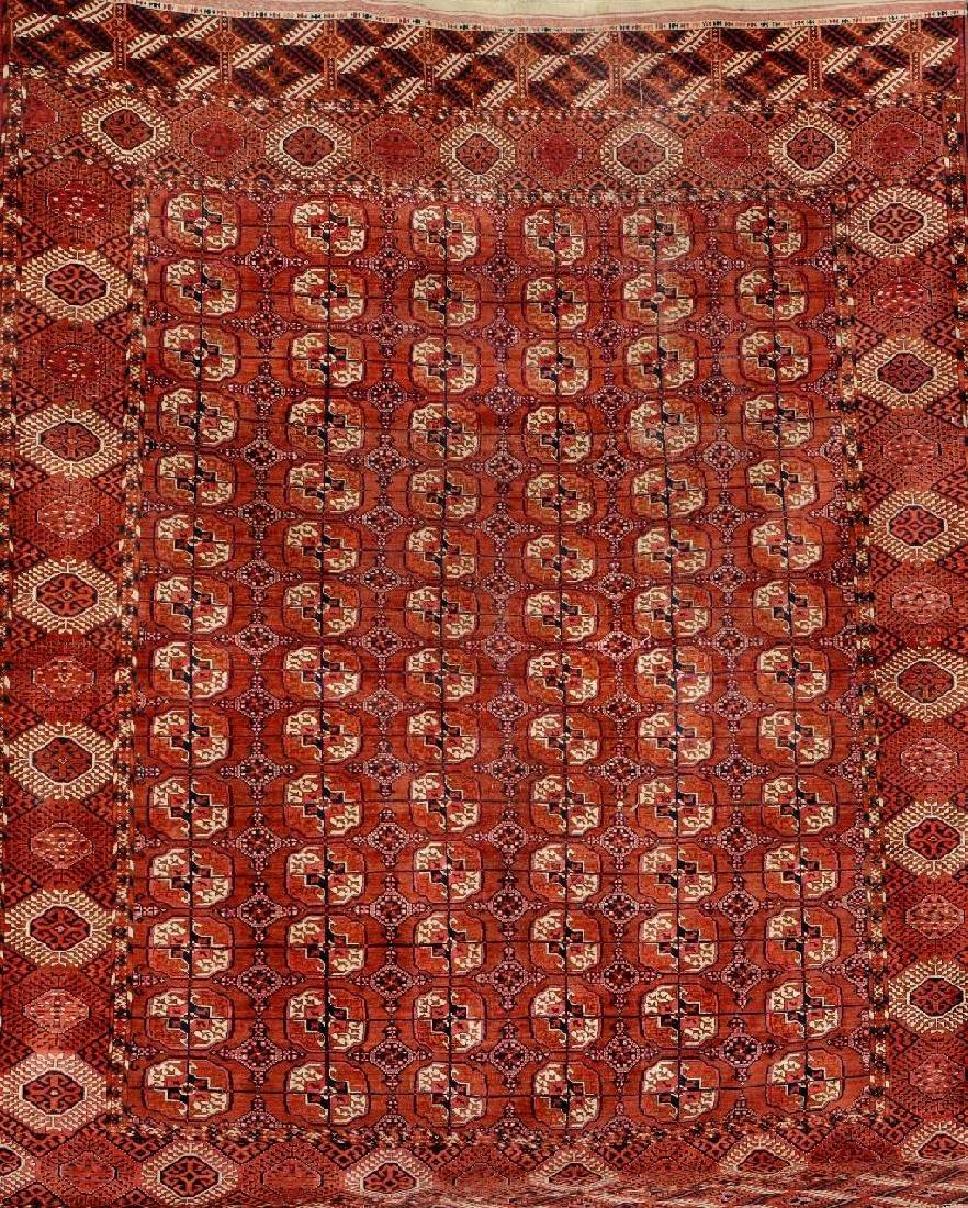 Tekke-Bochara 'Main-Carpet',