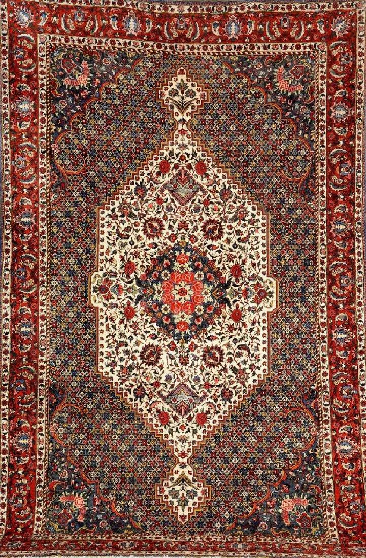 Bakhtiari Carpet,