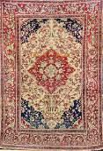 Isfahan 'Ahmad' Rug,