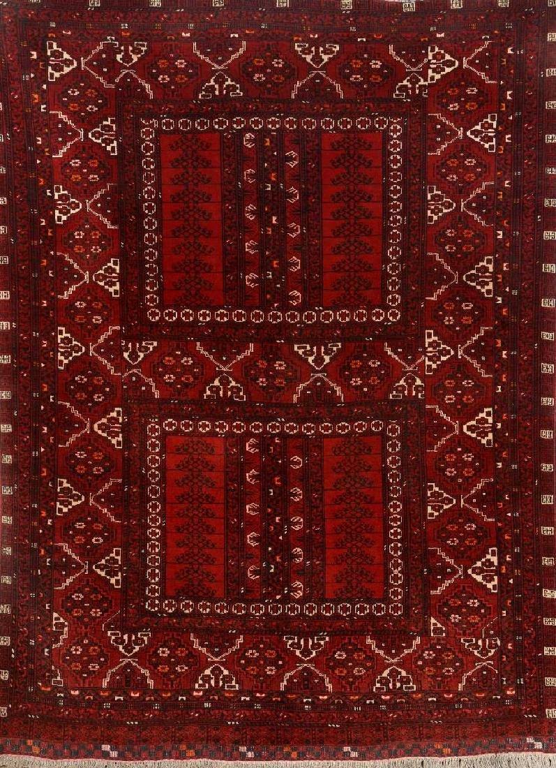 Afghan Ersari 'Ensi Door-Rug',