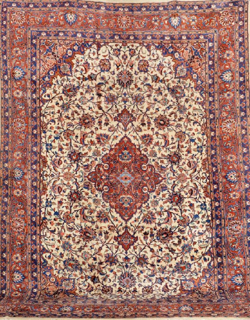 Saruk Carpet,