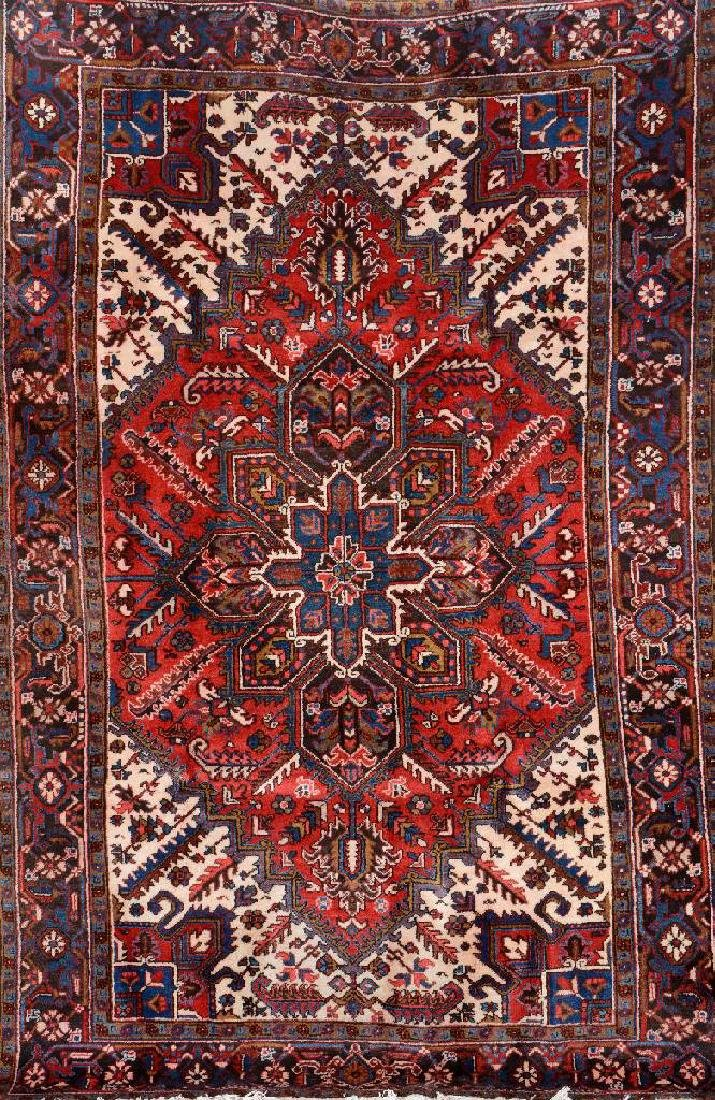 Heriz Carpet,