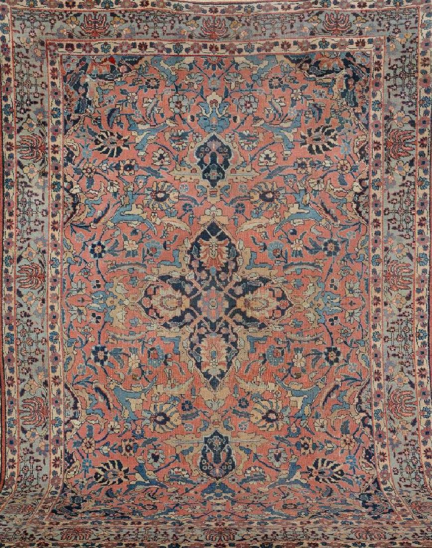 Tabriz-Khoy Carpet,