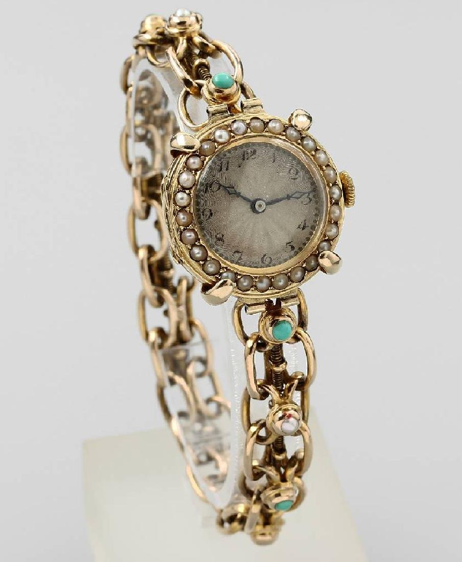 Ladies' wristwatch approx. 1900s