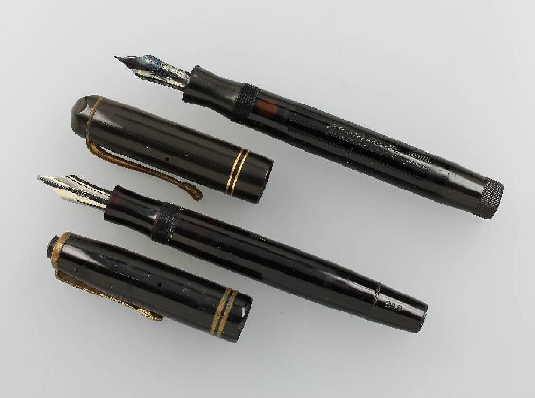Lot 2 fountain pens