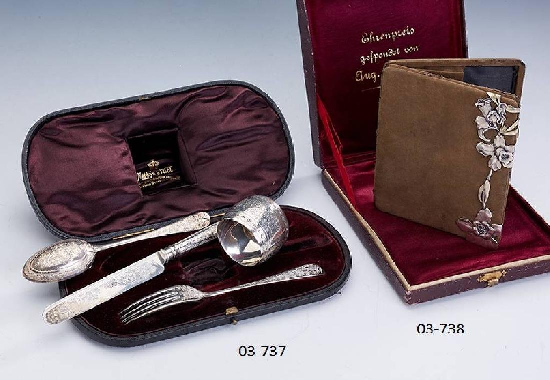 Christening gift, England MAPPIN & WEBB 1892