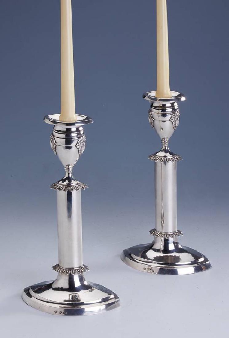 Pair of candelabras, Kassel after 1789, before1804