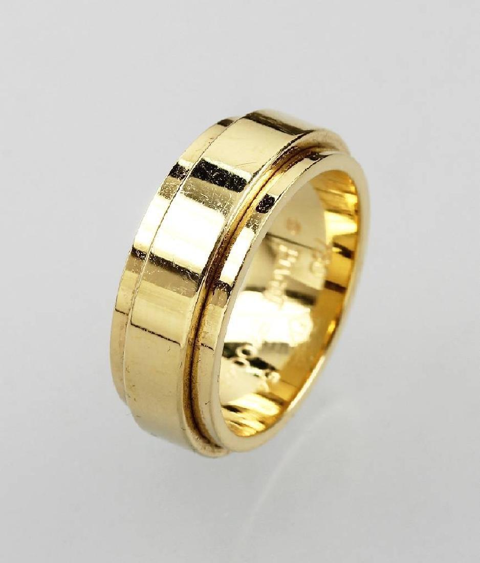 18 kt gold PIAGET ring