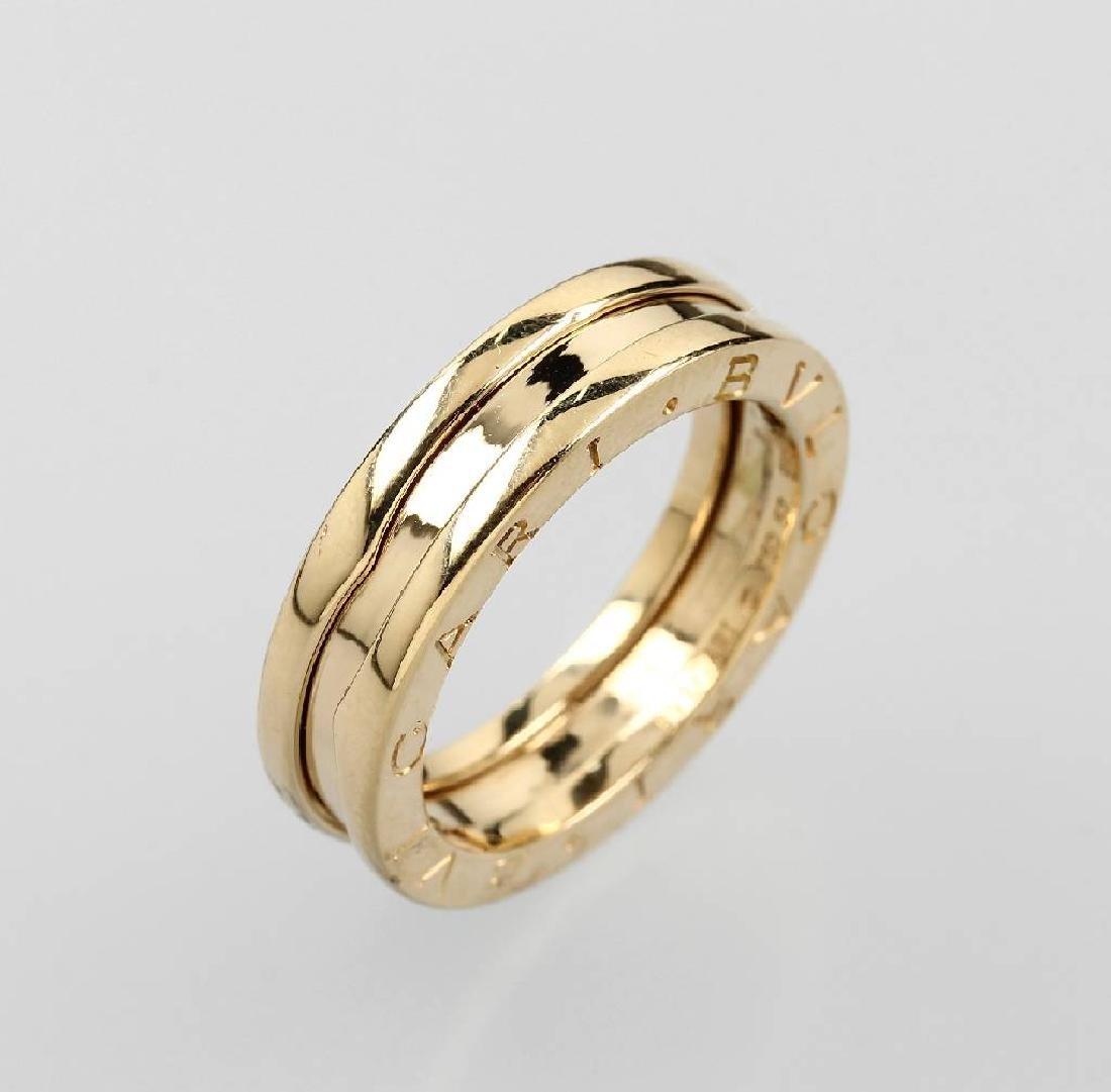 18 kt gold BULGARI-Ring