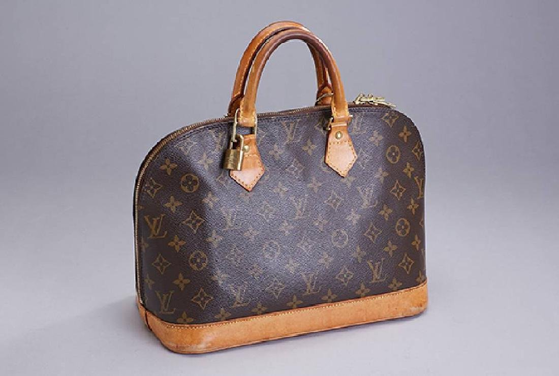 LOUIS VUITTON bag Alma