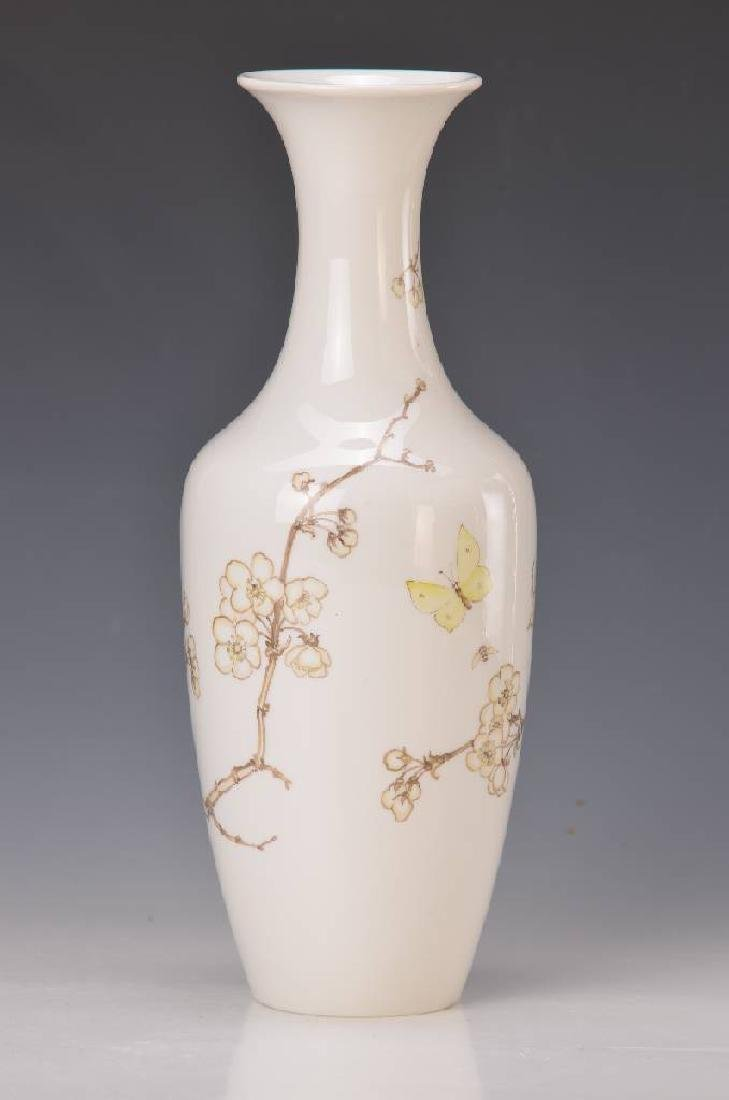 vase, Nymphenburg