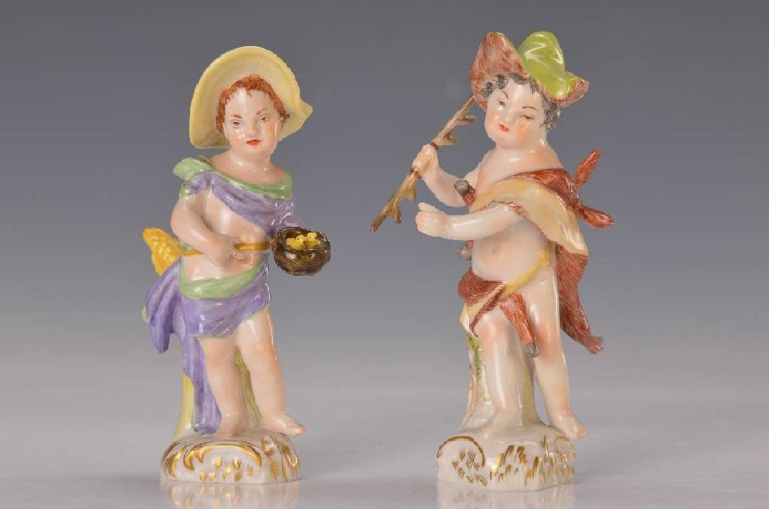 pair of figurines
