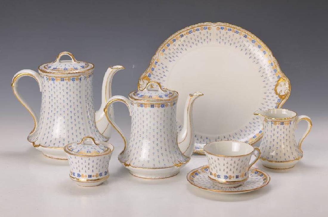 Set, Royal Limoges