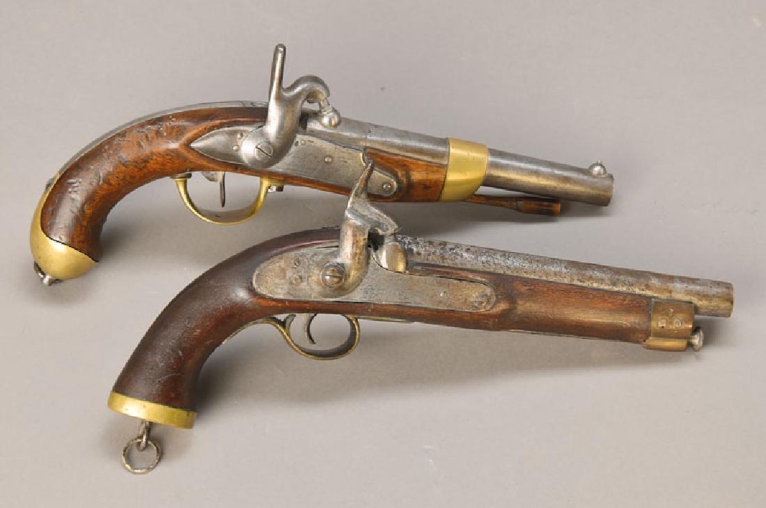 Pistols, France