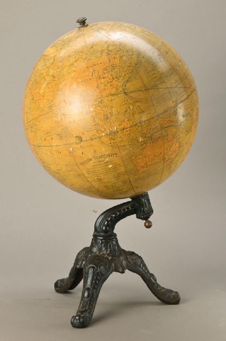 Globe, Brussels