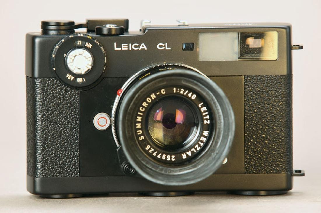 Leica Cl-Camera
