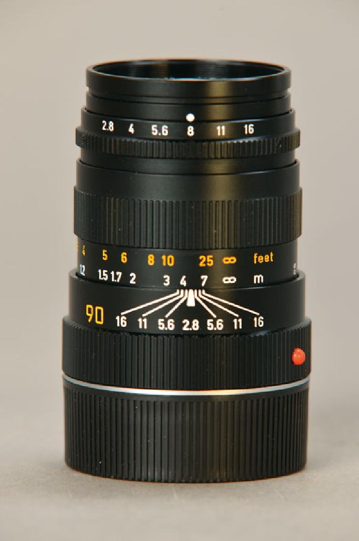 lens, Leitz Tele Elmarit-M