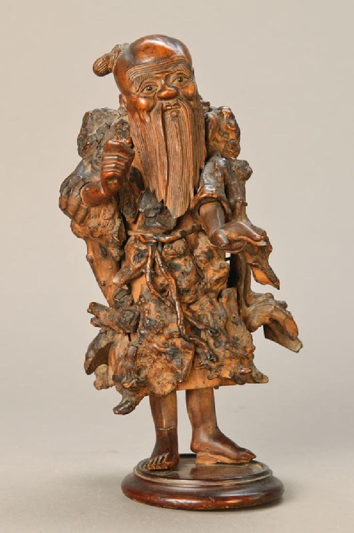 Sculpture, China
