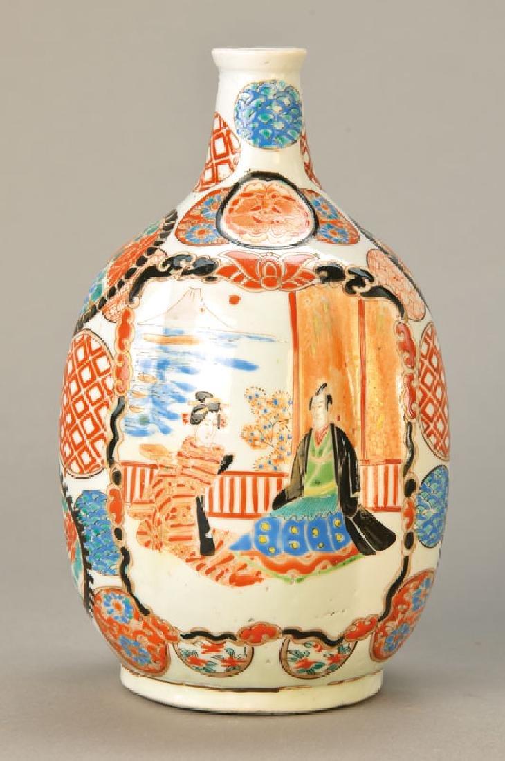 Sake-bottle