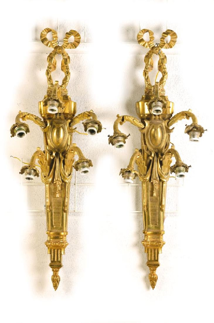 large sconces