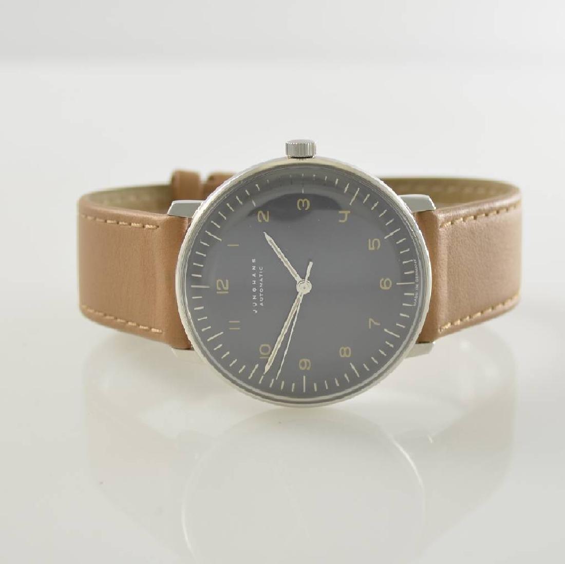 JUNGHANS gents wristwatch design Max Bill