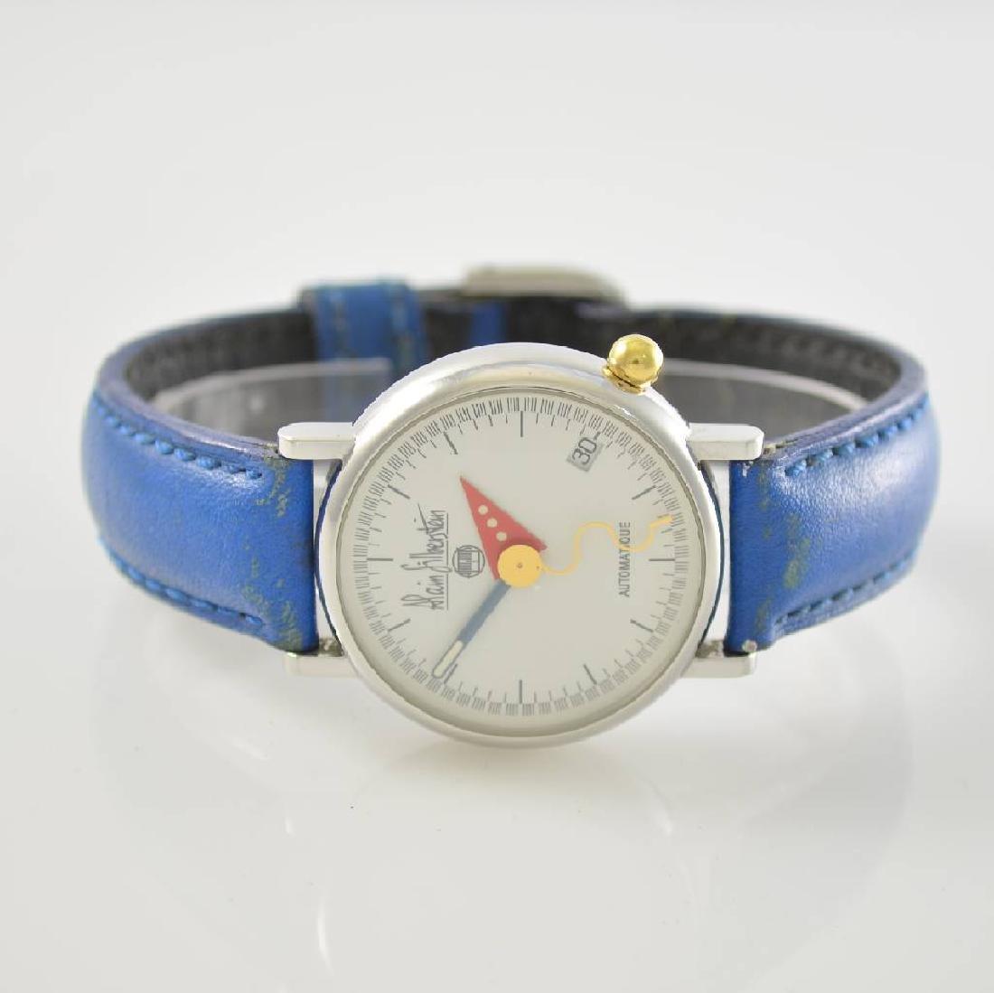 ALAIN SILBERSTEIN Arkitek limited wristwatch
