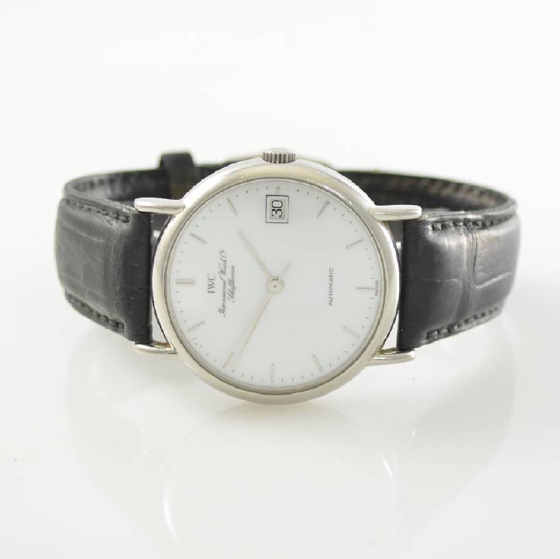 IWC Portofino wristwatch in stainless steel