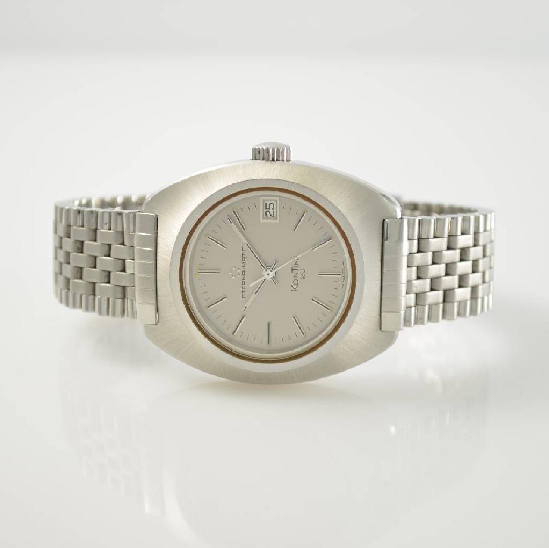 ETERNA-MATIC KonTiki 20 unused gents wristwatch