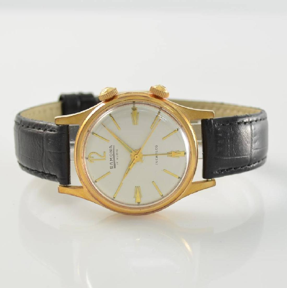 Set of 2 manual wound wristwatches