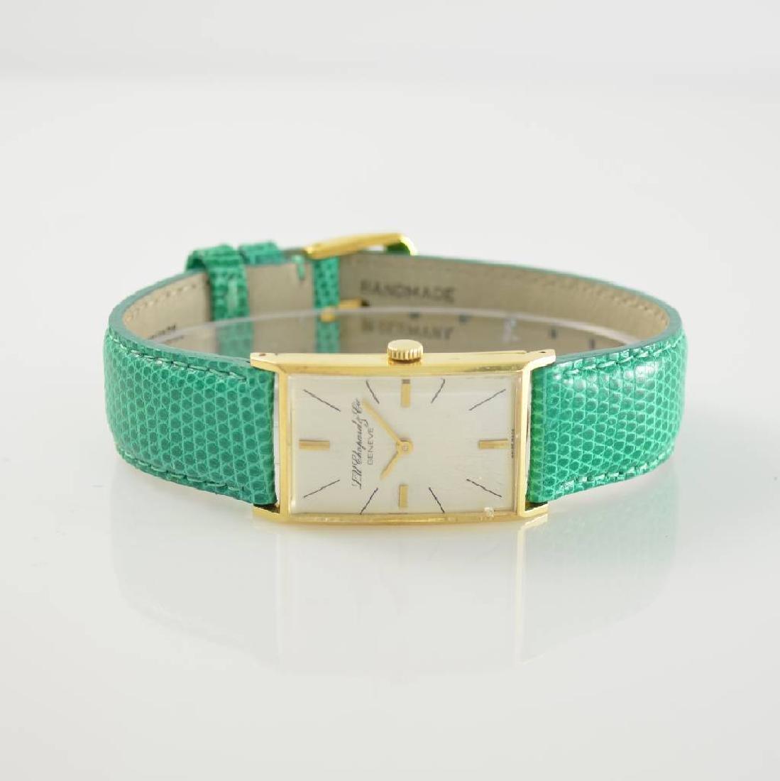 CHOPARD wristwatch in 18k yellow gold