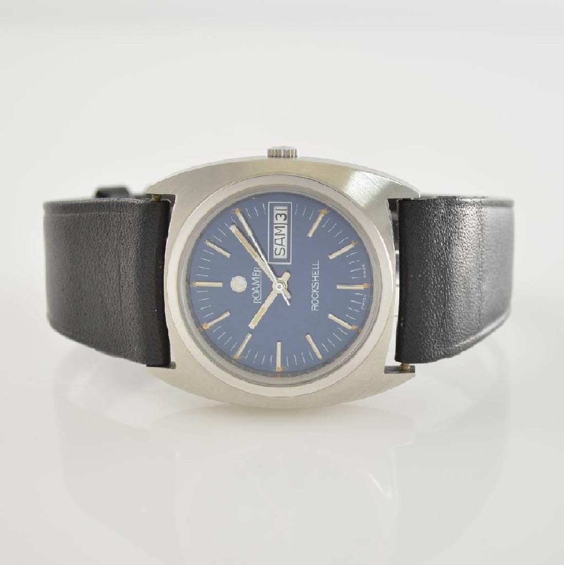 Set of 3 ROAMER gents wristwatches