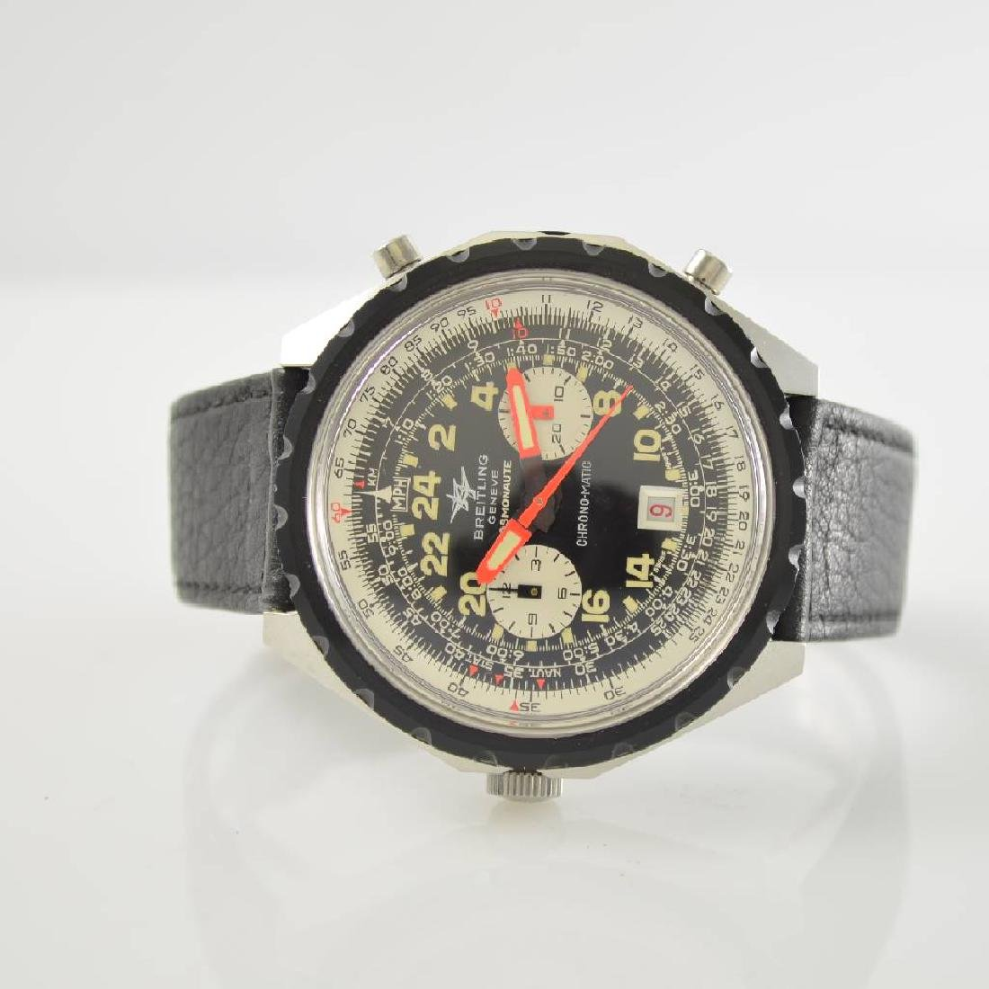 BREITLING chronograph Chrono-Matic Cosmonaute