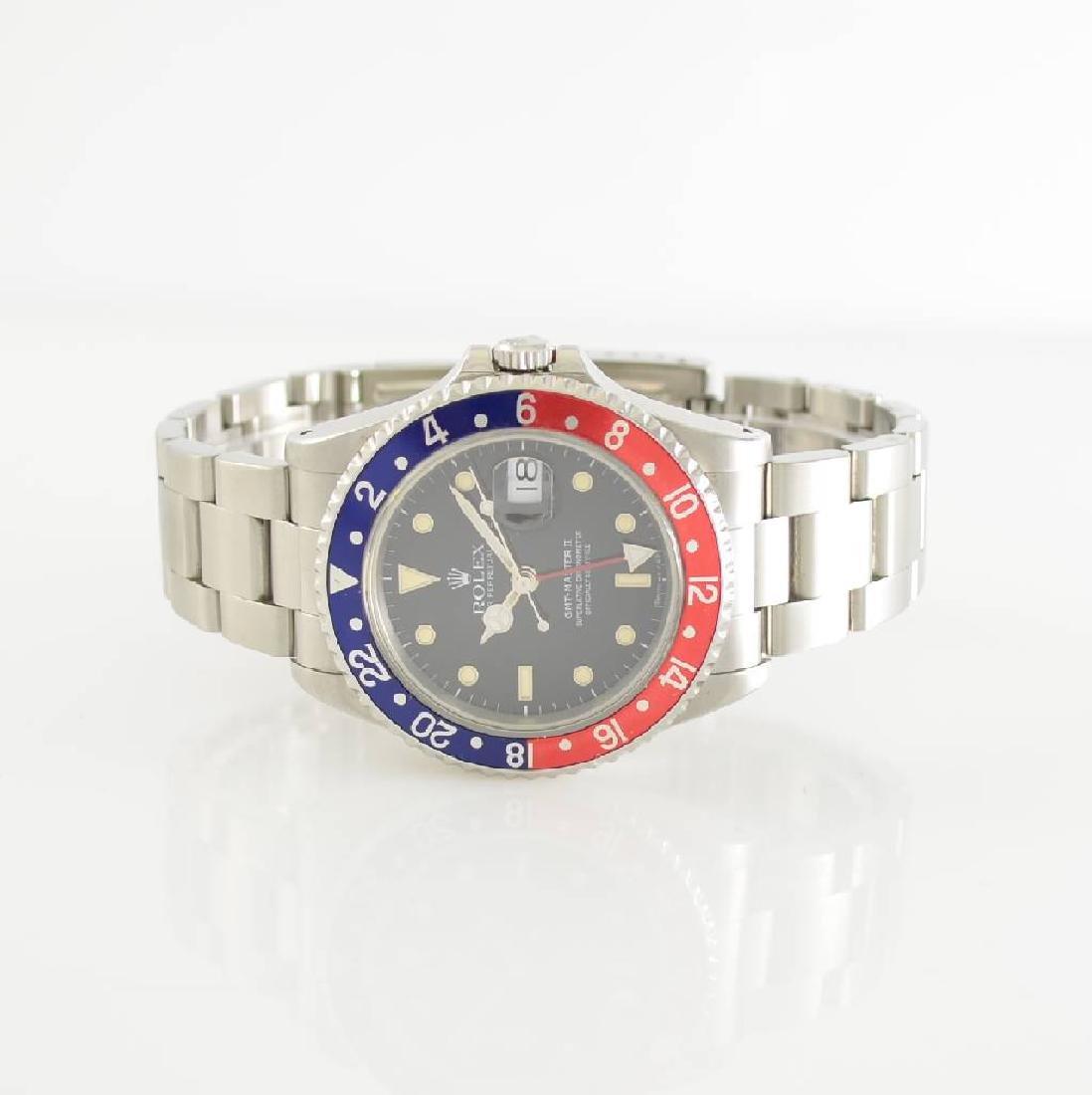 ROLEX GMT-Master II gents wristwatch 16710