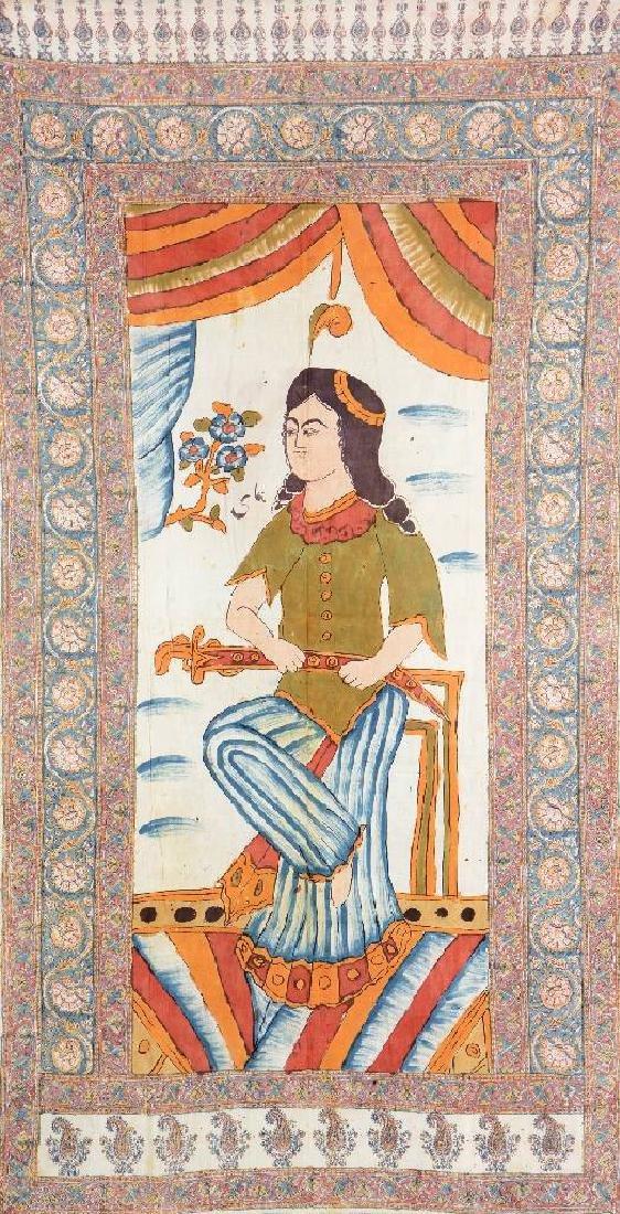 Isfahan-Qalamkar,