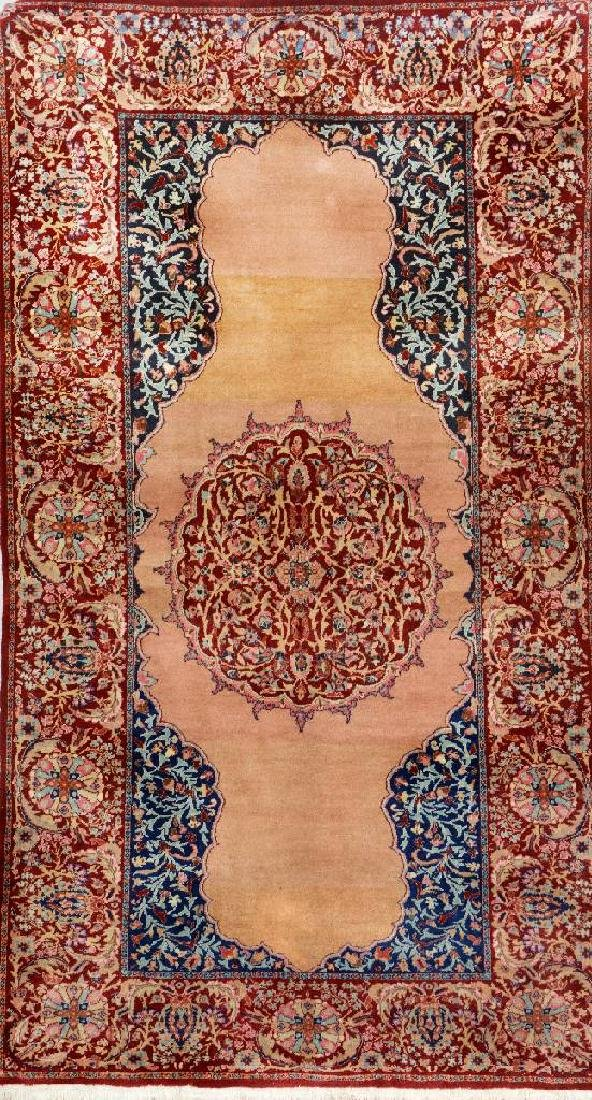 Hereke 'Wool Rug' (Top-Kapi Design),