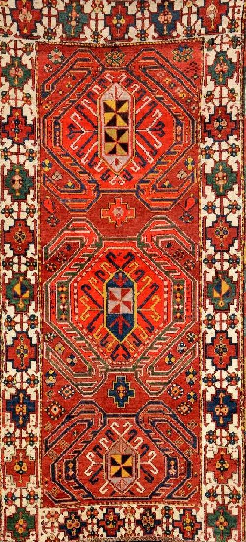 Lenkoran Kazak 'Long Rug',