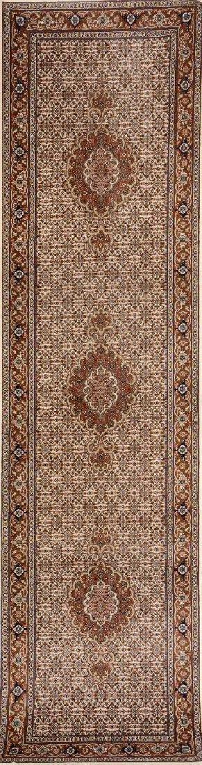 Tabriz 'Part-Silk' (Small Runner) '50 RAJ',