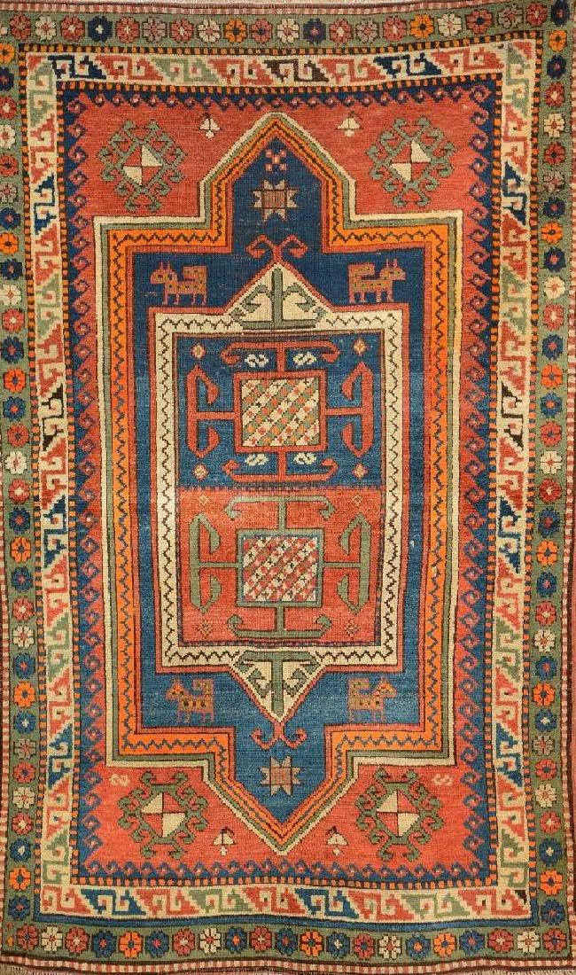Armenian Fachralo Kazak Rug,