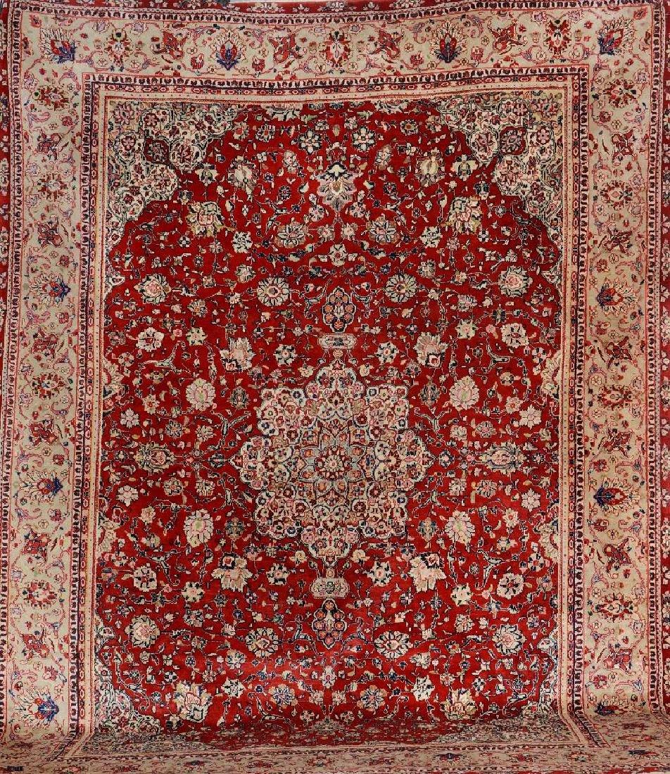 Saruk Carpet,