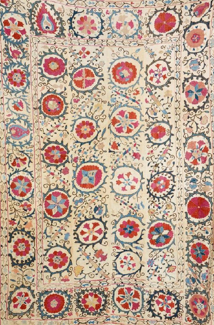 Susani 'Embroidery',