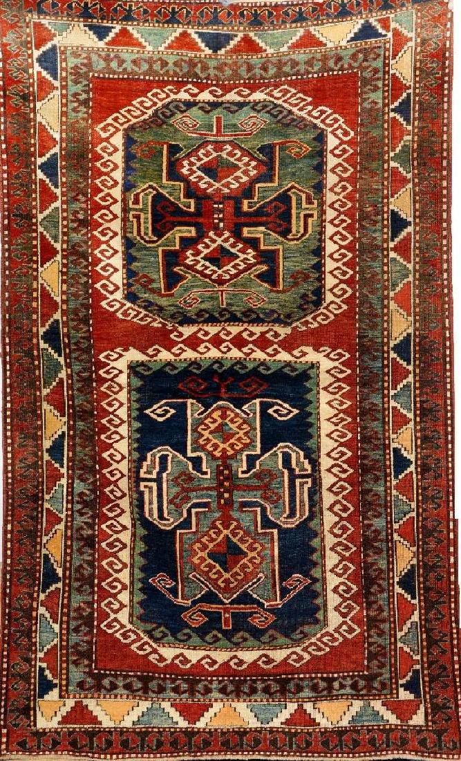 Lori-Pambak Kazak Rug,