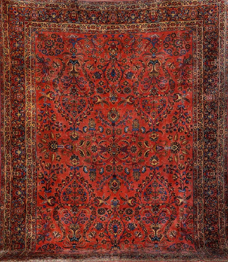 US Saruk Carpet,