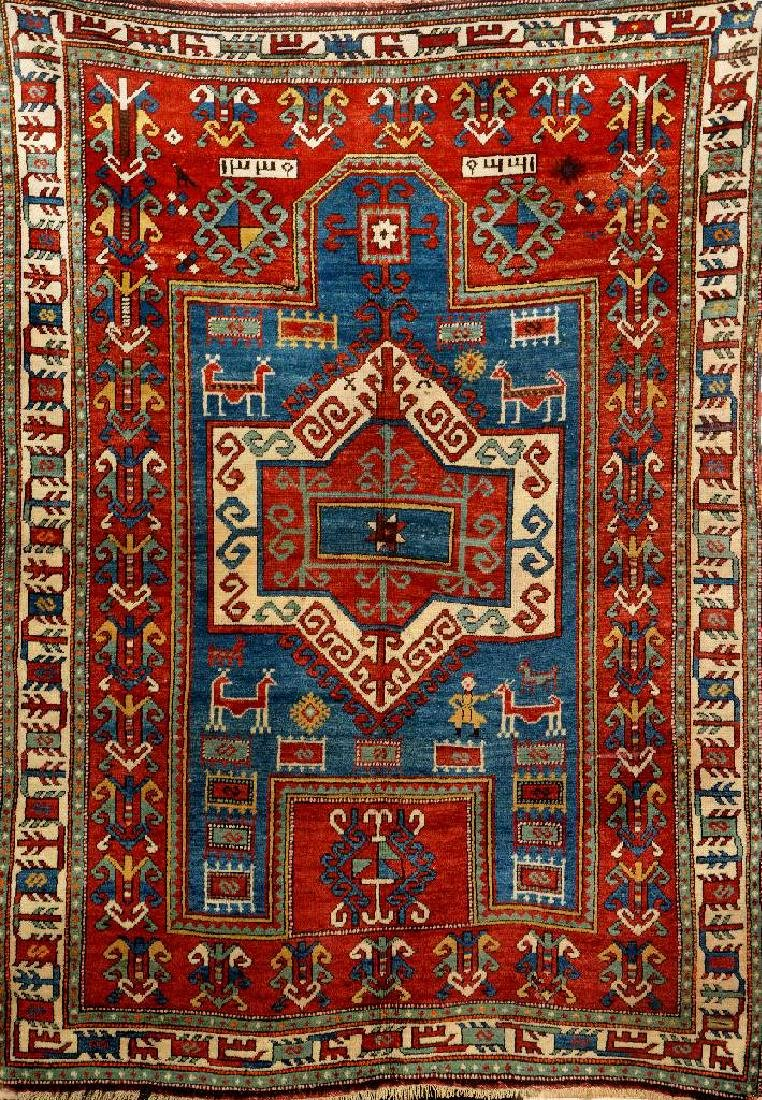 Fachralo Kazak 'Prayer Rug',