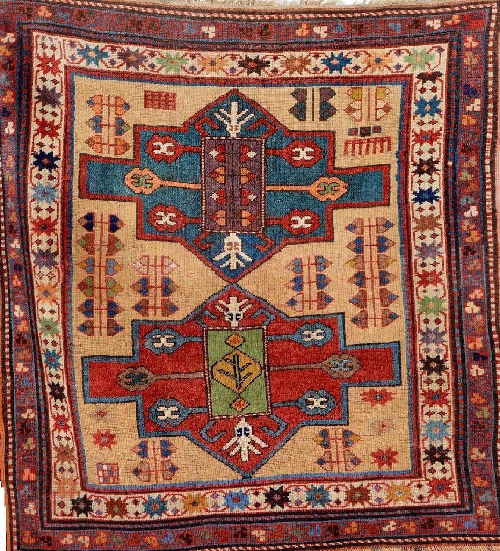 Karabagh 'Square Rug',